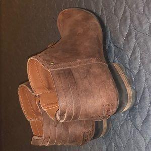 Sorel booties